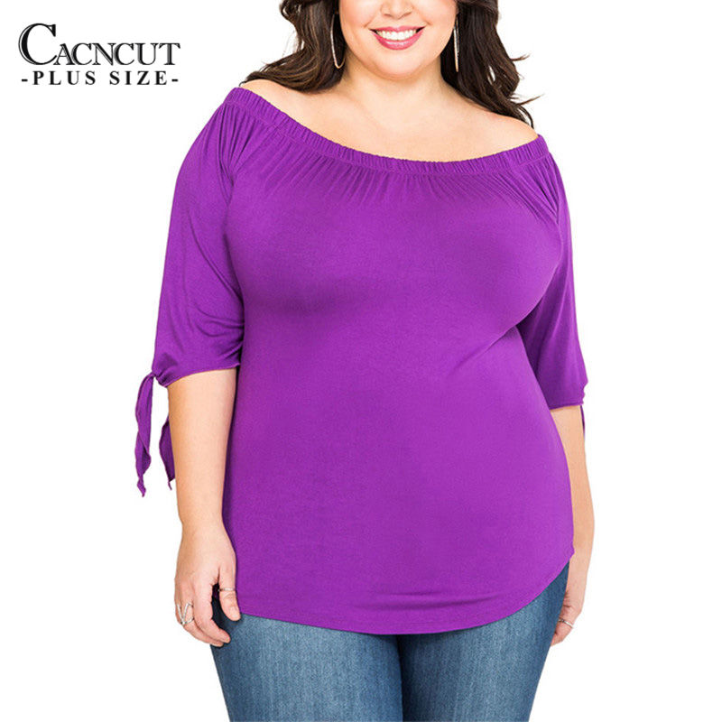2018 Summer 5xl 6xl Plus Size Women T Shirts Casual Big