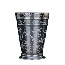 400ml Stainless Steel Engraved Julep Cocktail Mug Creative Metal