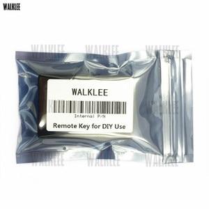 Image 5 - WALKLEE llave remota apta para Opel/Vauxhall Opel Corsa D 2013 2018, Meriva B 2013 2019, para HUF 2007 CE para Delphi G1 AM433TX