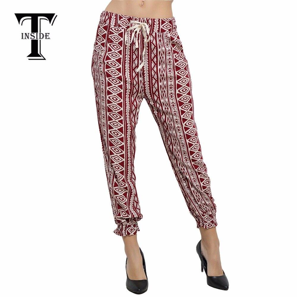 T-inside1372 2018 Summer Trousers For Women Elmer Mr Wonderful Shose Women Joggers Women Fake Designer Clothes