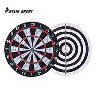 Free Shipping Dart Plate Security Safe Soft 17 Inch Darts Plate Board Club House Family Entertainment
