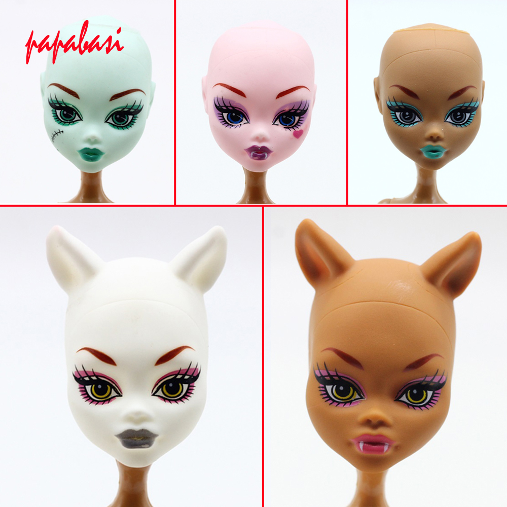Aliexpress.com : Buy Soft Plastic Practice Makeup Doll ...