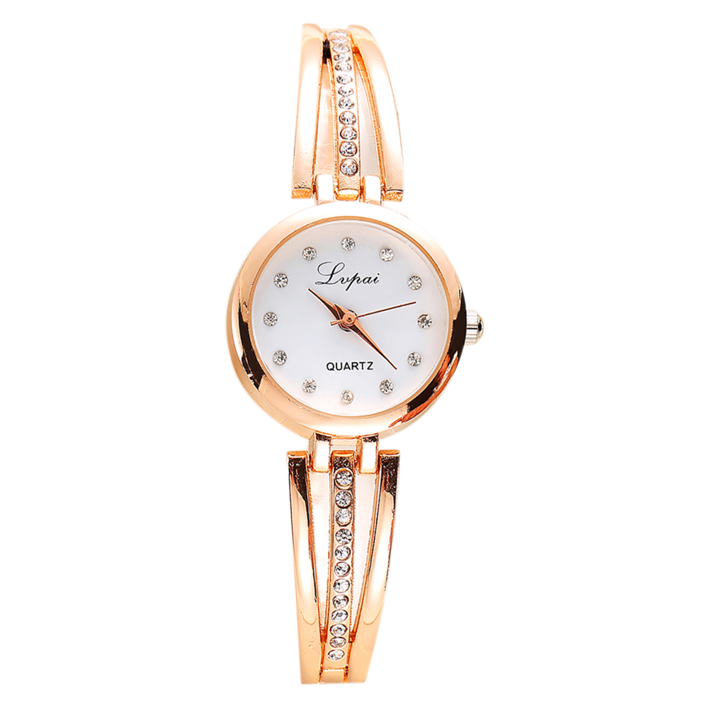 Fashion Bracelet Watch Women Dress Diamond Wristwatch Ladies Luxury Quartz Watches saat reloj mujer montre