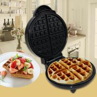 1 Pc 1200W Waffle Maker Double side Heating Electric Cake Pan Kids Breakfast Machine Cake Tools