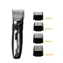 Hair Trimmer Clipper Electric Shaver Beard Trimmer Professional Rechargeable Hai