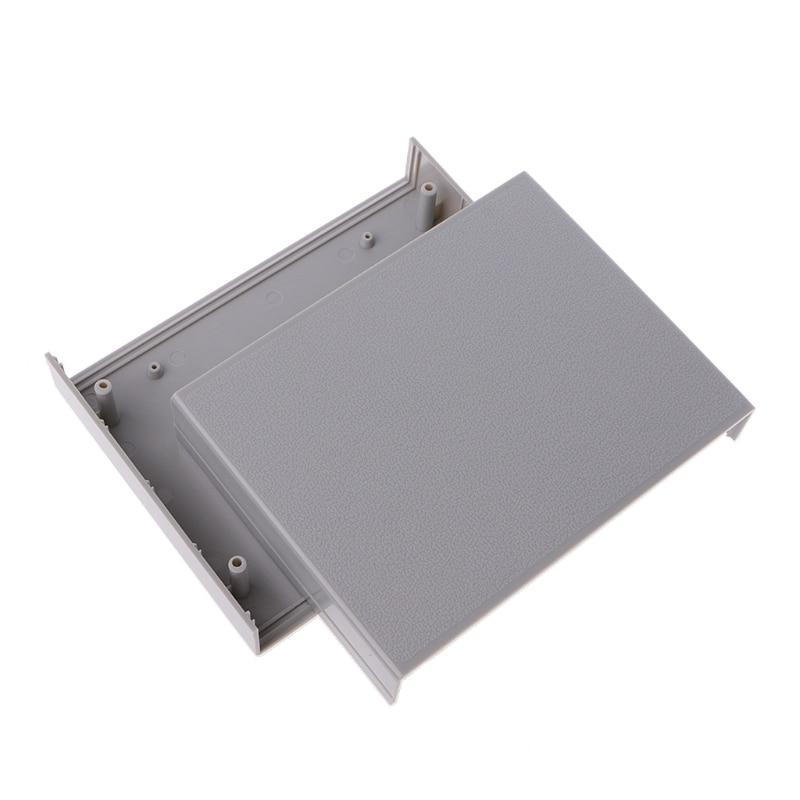 Caixa de projeto eletrônico plástico gabinete instrumento