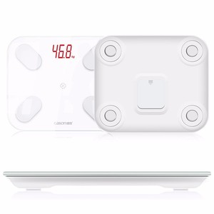 Image 2 - GASON S4 Body Fat Scale Floor Scientific Smart Electronic LED Digital Weight Bathroom Balance Bluetooth APP Android or IOS