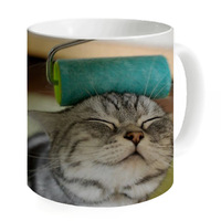New Design Coffee Mug Cat Creative Gifts For Mother Water Drinkware Cups Tea Milk Home Office