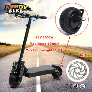 48 V 1000 W 8 Inch Electric Bicycle Scooter Motor Fat Tire
