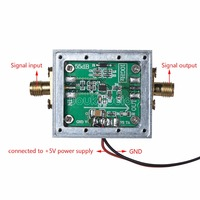 AD8317 Demodulating Logarithmic Amplifier RF Power Log Detector Module 1M 10GHz