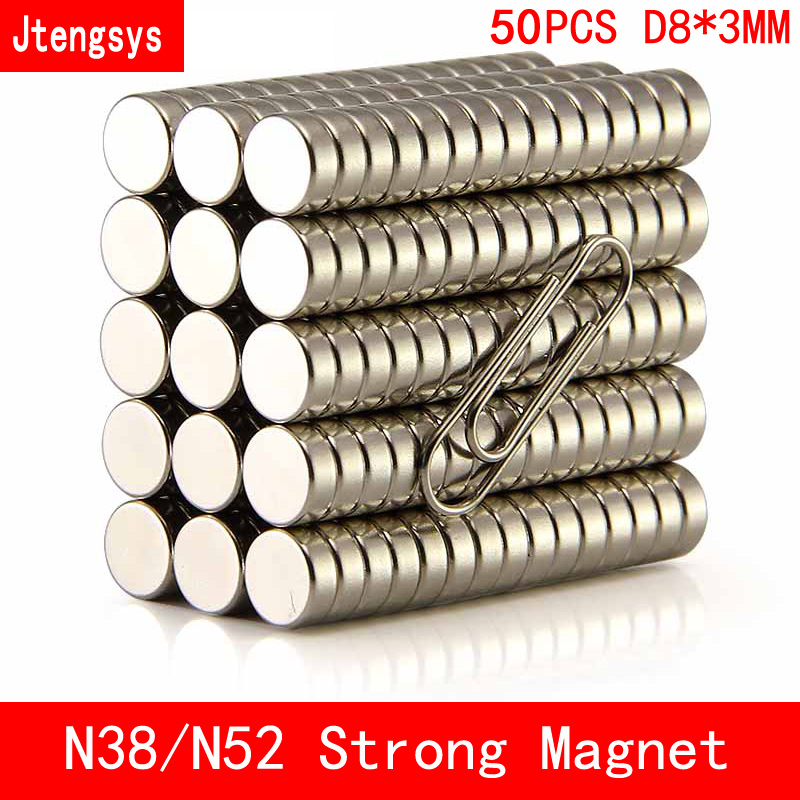 10X Rod 6mm x 6mm N38 Neodymium Cylinder MagnetsRare Earth Craft Fridge Model