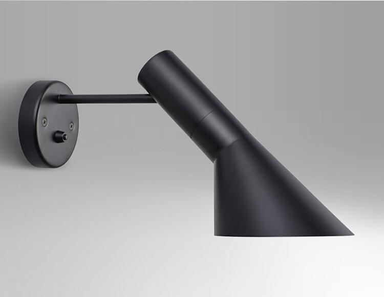 Louis Poulsen Arne Jacobsen AJ Wall Cconce Lamp Lighting Fixture серьги коюз топаз серьги т142028431