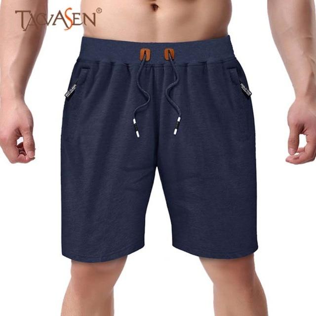 8b890d9468 TACVASEN Men Summer Trekking Shorts Loose Beach Board Shorts Casual  Sportswear Outdoor Running Shorts Elastic Waist SH-BXD-01