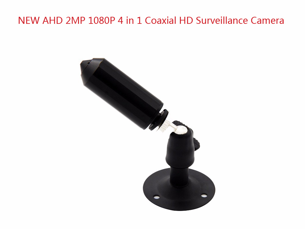 NEW AHD 2MP 1080P 4 in 1 coaxial HD surveillance camera SONY IMX 307 Sensor Mini Type Indoor Security Video Camera Free ShippingNEW AHD 2MP 1080P 4 in 1 coaxial HD surveillance camera SONY IMX 307 Sensor Mini Type Indoor Security Video Camera Free Shipping