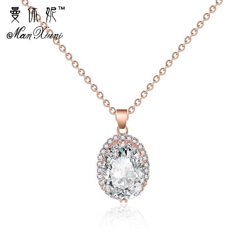 EG/_ Trendy Women Waterdrop Faux Gemstone Rhinestone Pendant Stud Earrings Jewelr