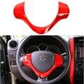 ABS Cubierta Decoración para Suzuki Jimny Volante Negro Rojo Plata Cromo Mate Kits Deco