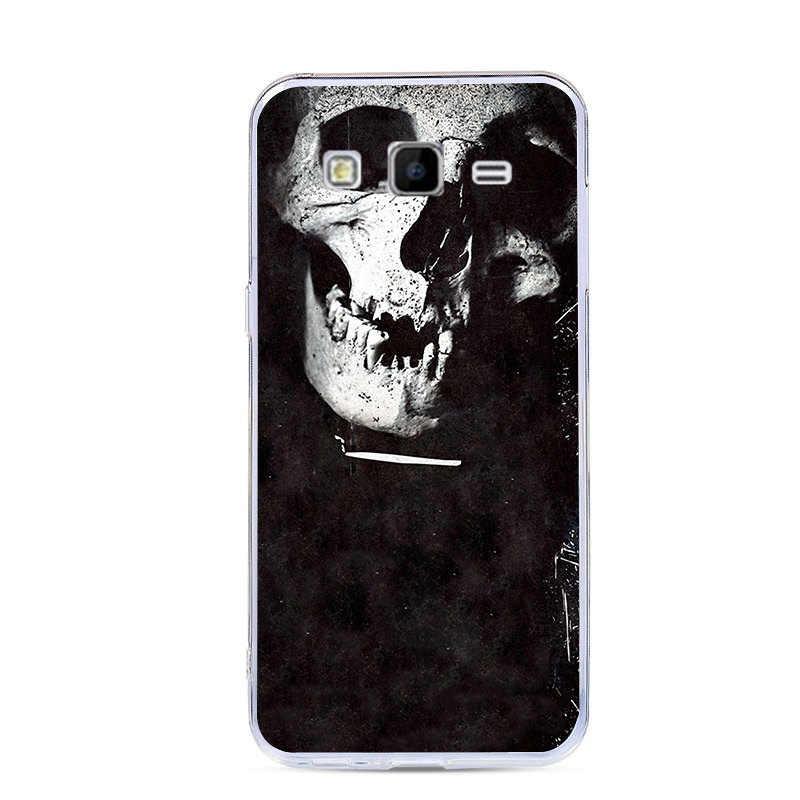 Futerał silikonowy do samsung galaxy ace 4 Neo Trend 2 Lite SM-G318H SM-G313H G313 G313H Duos DS etui TPU etui na telefony malowane