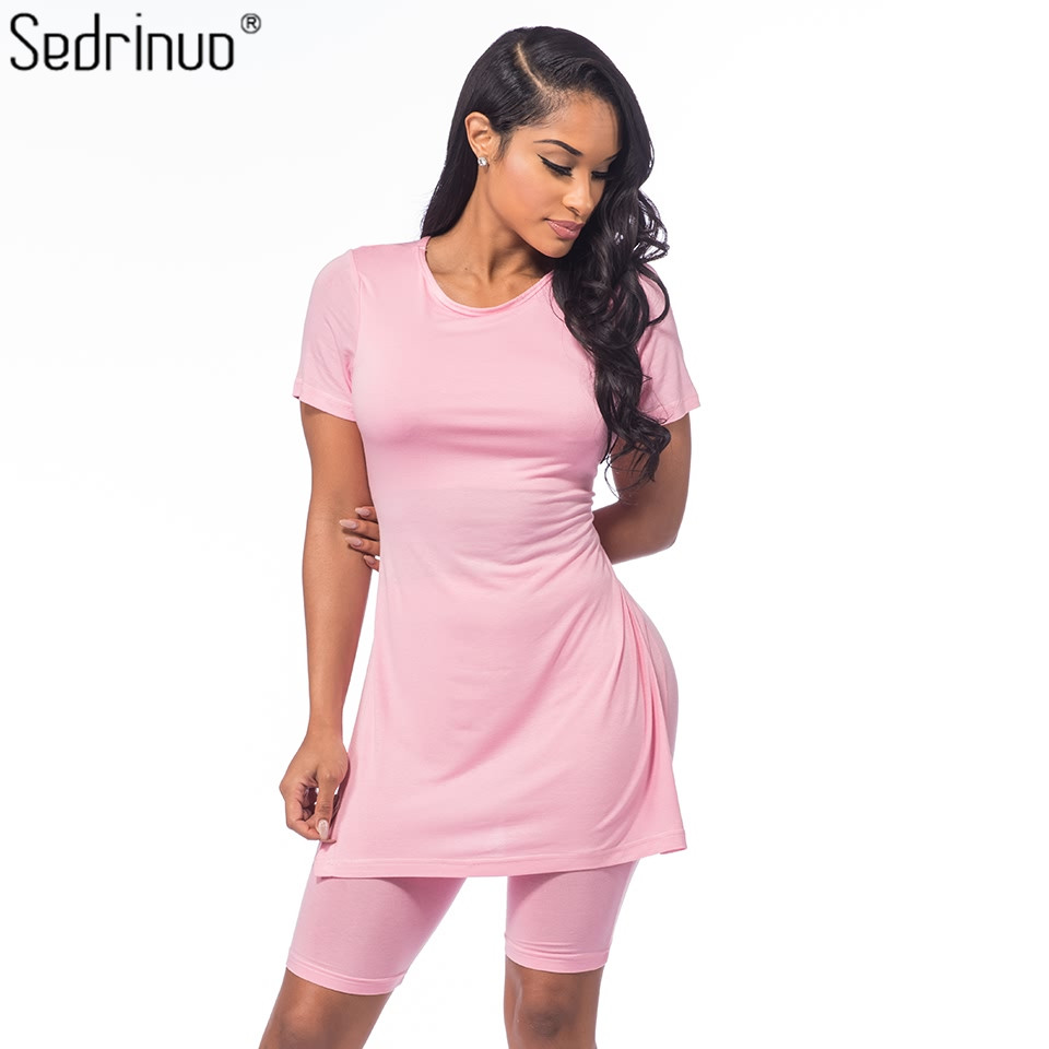 ᗗsedrinuo Casual Style ᗔ Womens Womens Two Pieces Outfits Short