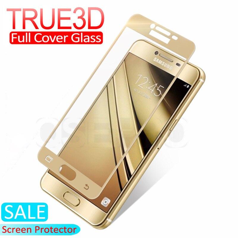 Brilliant Screen Protector For Samsung Galaxy J2 Pro J4 J6 J7 J8 2018 9d Tempered Glass Film For Galaxy J7 Duo Max J2 J4 J6 Core Plus Modern And Elegant In Fashion Phone Screen Protectors