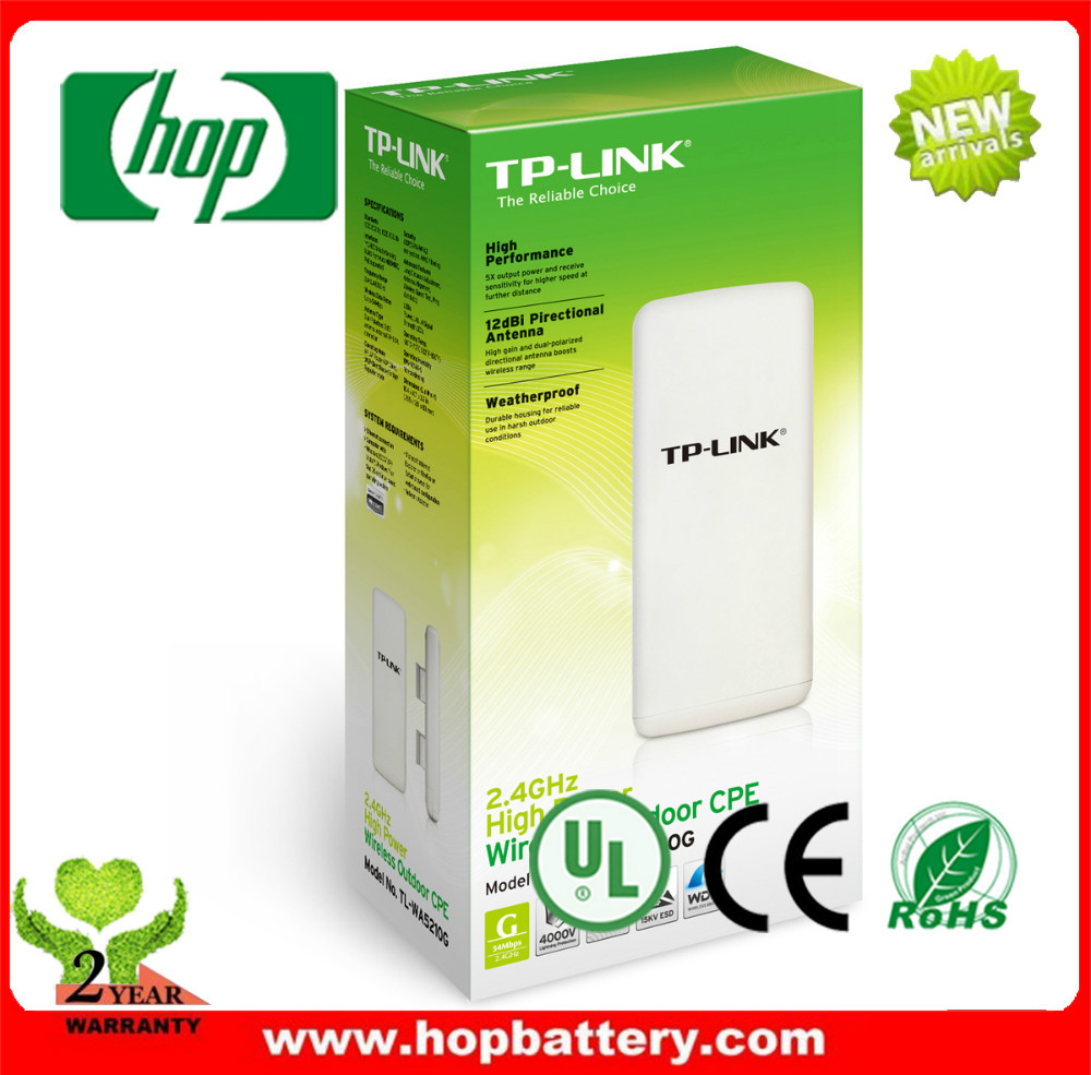 Tp Link Tl Wa5210g Weatherproof Design High Power Outdoor Wireless Tplink Access Point Dual 12dbi Antenna Passive Poedhl Free In Points From Computer