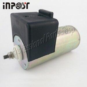 0118 1665/0118 1665/01181665 24 V Combustível Desligue Solenóide|fuel solenoid|solenoid fuel|solenoid 24v -