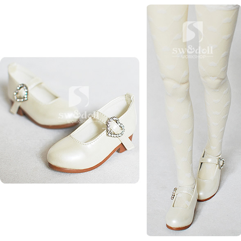 1Pair Retail BJD Doll Accessories High Quality High Heel Sandals BJD SD Shoes 1/3 1/4 uncle 1 3 1 4 1 6 doll accessories for bjd sd bjd eyelashes for doll 1 pair tx 03