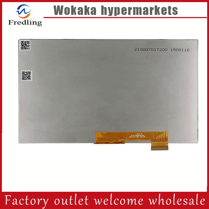 7 Tablet SQ070FPCC330MI-02 163*97mm inner LCD display screen panel Matrix Digital Replacement Free Shipping