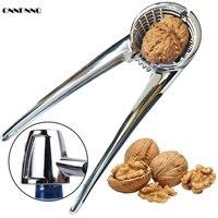 ONNPNNQ 1 cái Đa Chức Năng Phễu Hình Walnut Clip Nhanh Chóng Plier Mở Công Cụ Nhà Bếp