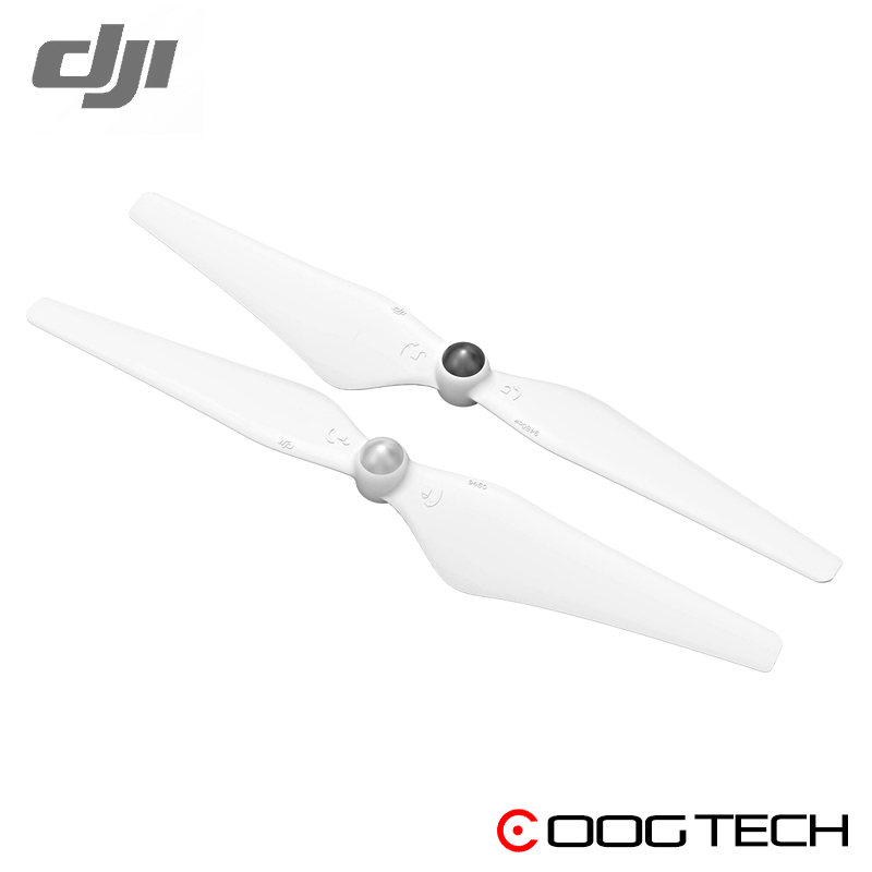 Original DJI Phantom 3 Professional Advanced Standard 4K Self-tightening Propellers 9450 blade blades 3 types drone pros