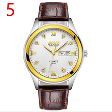 In 2019, new  men quartz watch, high-quality outdoor sports men's wristwatch strap, fashion business watch,  39