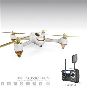 Hubsan H501S X4 5 8G FPV GPS Brushless Follow Me RC Quadcopter With HD 1080P Camera