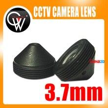 5pcs/lot High Quality 3.7mm lens camera Lens CCTV Board Lens For CCTV Security Camera