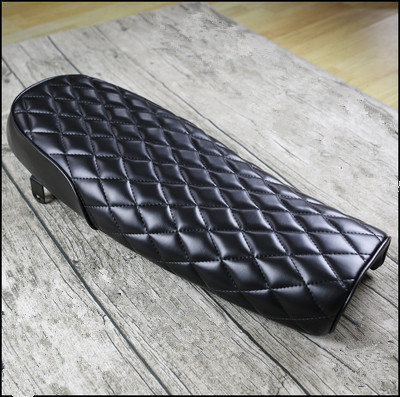 Cafe Racer Seat Mash Retro Cushion Motorcycle Saddle 64cm for YAMAHA XJ HONDA CB SUZUKI GS цены