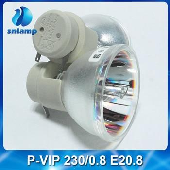 Original Projector lamp OSRAM P-VIP 230W 0.8 E20.8 bare P-VIP 230/0.8 E20.8 bulb P-VIP 230 0.8 E20.8