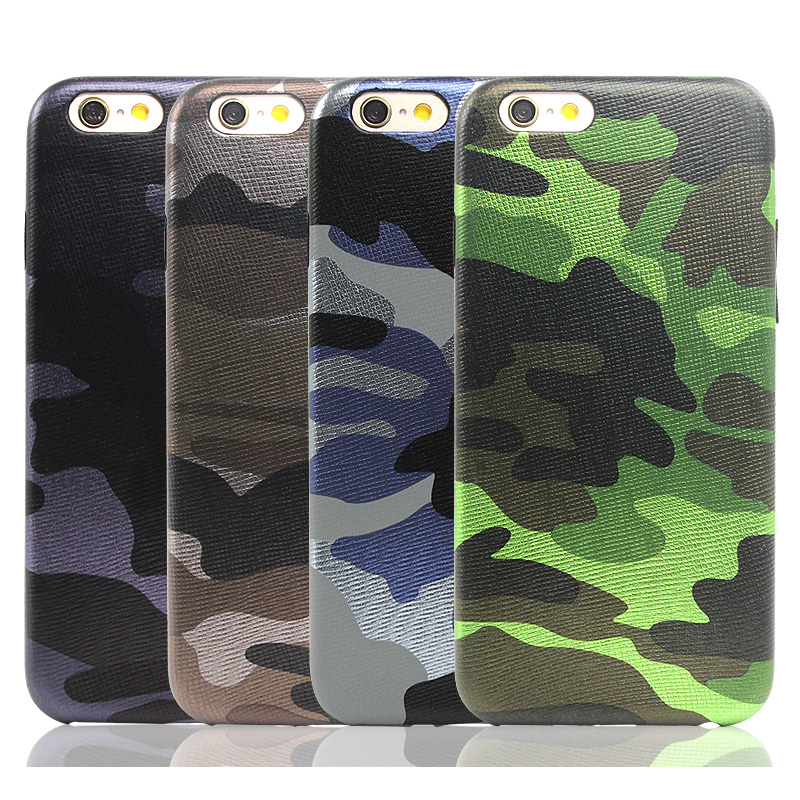 JAMULAR ռազմական քողարկման PU կաշվե տուփ - Բջջային հեռախոսի պարագաներ և պահեստամասեր - Լուսանկար 2