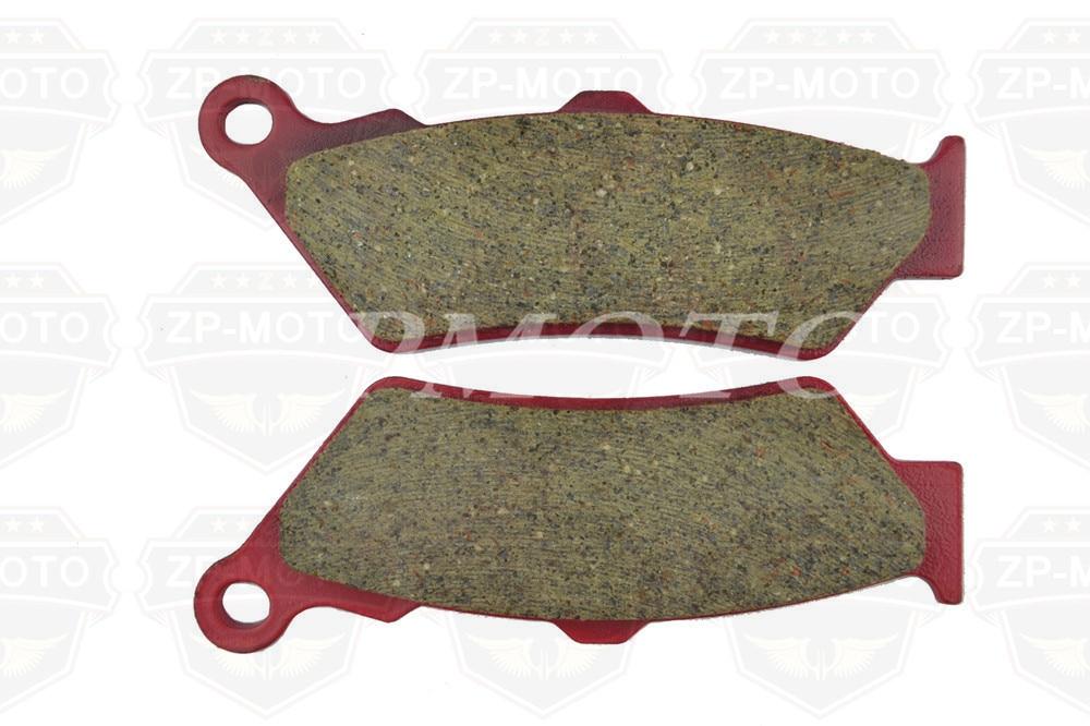 High-Quality CARBON CERAMIC ROAD BRAKE PADS For BMW F 650GS F700 GS F800 GS R 1200GS K1600 GT