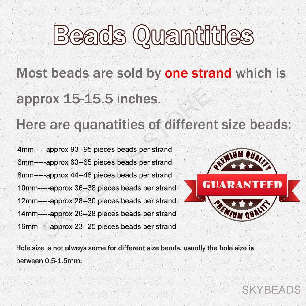 Хорошее качество AAA натуральный кварц клубничного цвета кристалл и драгоценный камень 4, 6, 8, 10, 12, 14 мм бусины для изготовления модных ювелирных изделий, продается нитью