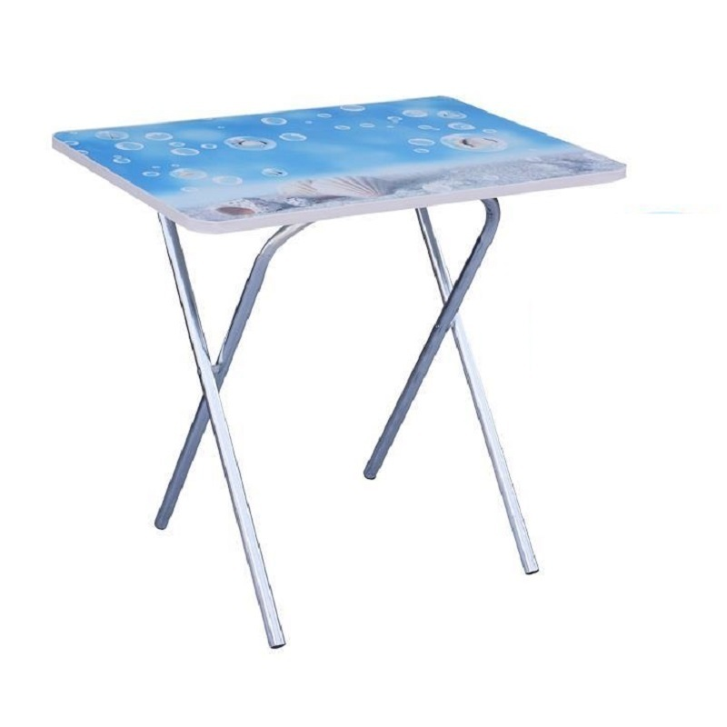 small size eating home outdoor portable dining simple stall Folding table on eating