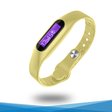 Portable Bluetooth Smart Wristband Healthy Bracelet Sports Sleep Tracking Health Fitness for Android Smartphone