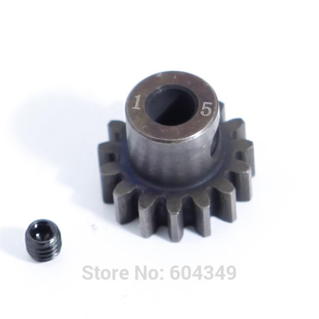 M1 15 Т 5 мм Стальной Вал Шестерни для Двигателей Автомобилей R/C Хобби Мотор-Редуктора мини размером с ладонь r