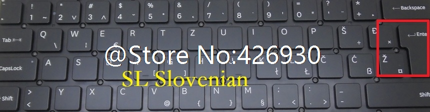 Laptop Keyboard For Samsung NP900X4B NP900X4C NP900X4D 900X4B 900X4C 900X4D Brazil BR Slovenian SL SV Hungary