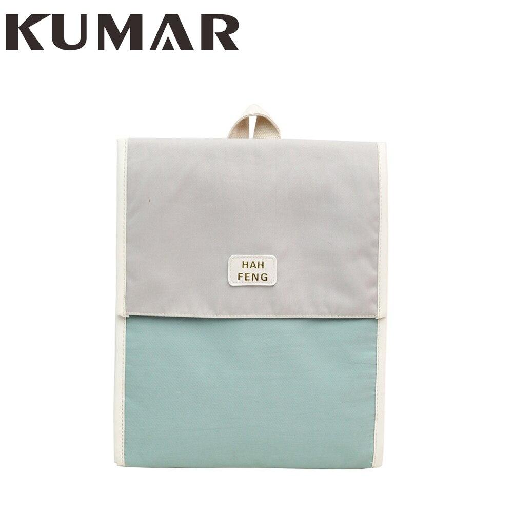 Women Canvas Bags Kanken Backpacks Mujer Mochila Escolar Feminina School Bags For Teenagers Girls Rucksack Travel Bags