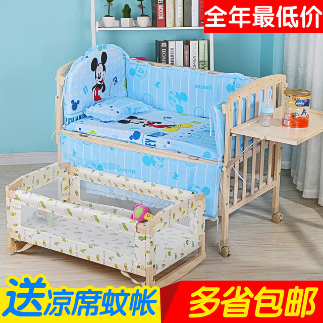 madera cama cuna pintura ecolgica cama bb cama para nios