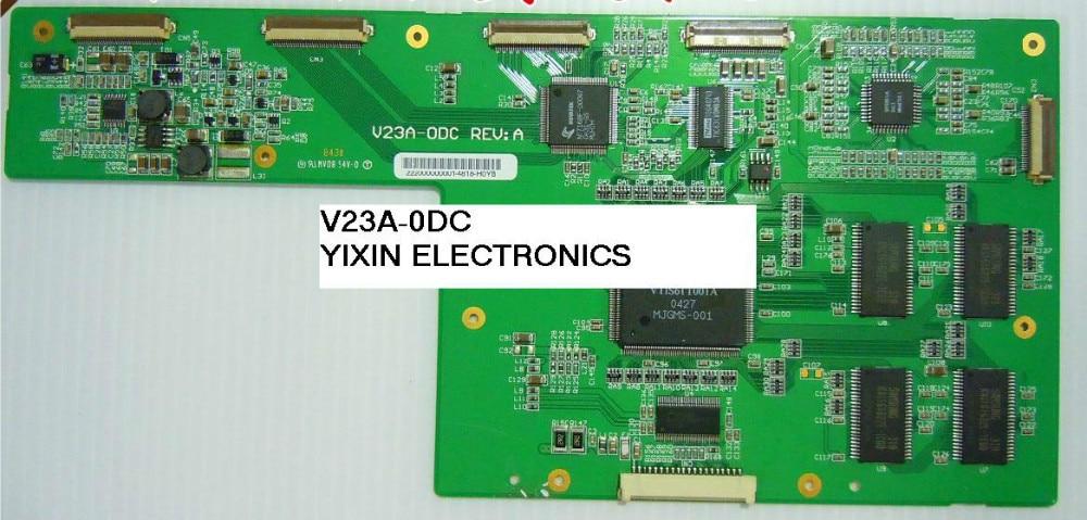 V23A-0DC LCD Board Logic board for printer T-CON connect board 6870c 0470a t con logic board forld470duj sfe1 k31 cpcb printer t con connect board