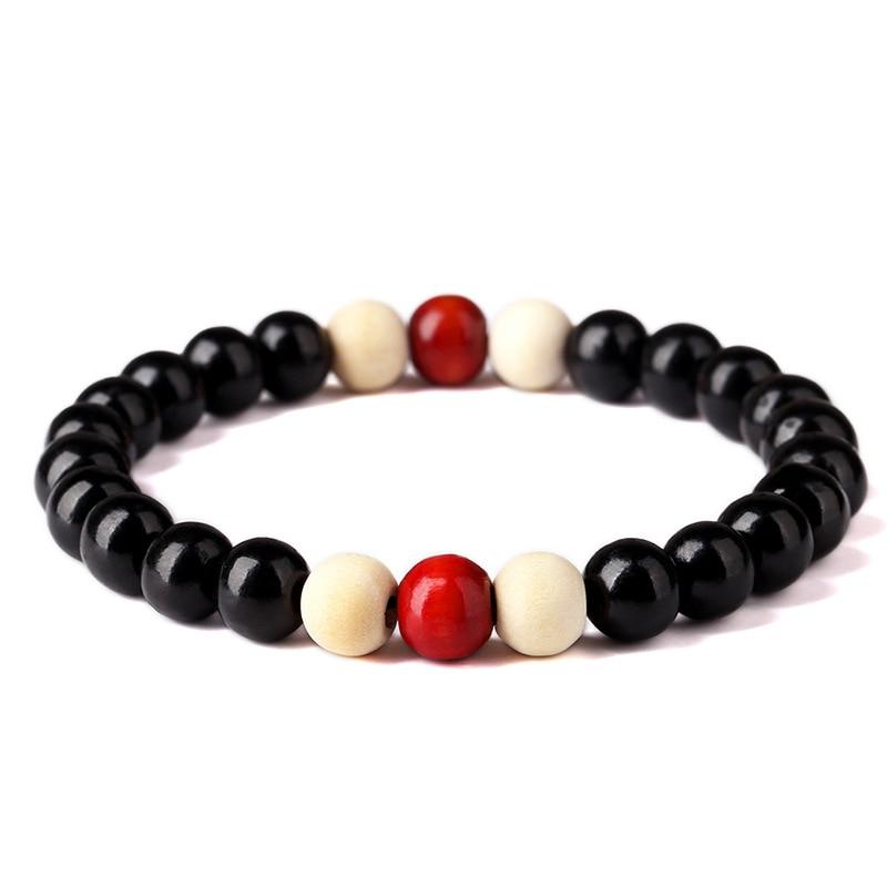 Natural Wooden Bracelet 5
