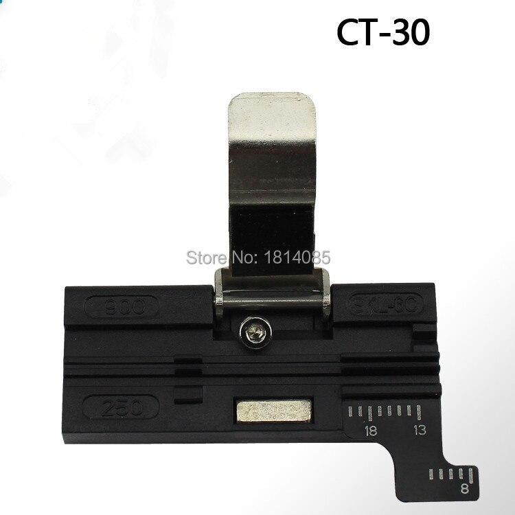 bilder für Fujikura CT-30 cleaver leuchte faser-spalter FTTH fiber halter für 0,25mm 0,9 MM