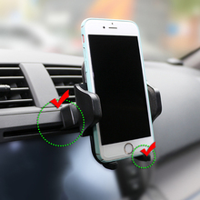 Universal Cell Phone Stand Car CD Slot Air Vent Holder For iPhone 6s 7 plus 8 xs max Xiaomi 4a Redmi 4x samsung s8 Support Mount
