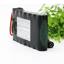 KLUOSI 7S1P 24V 3.5Ah 29.4V NCR18650GA Li-Ion Battery Pack with 20A Balance BMS for Ebike Electric Car Bicycle Motor Scooter