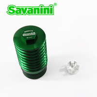 Savanini Aluminum Engine Oil Filter Cooling Shell For Volkswagen Golf 7 GTI R Scirocco and Audi S3 A3 Q5 MK7 car styling