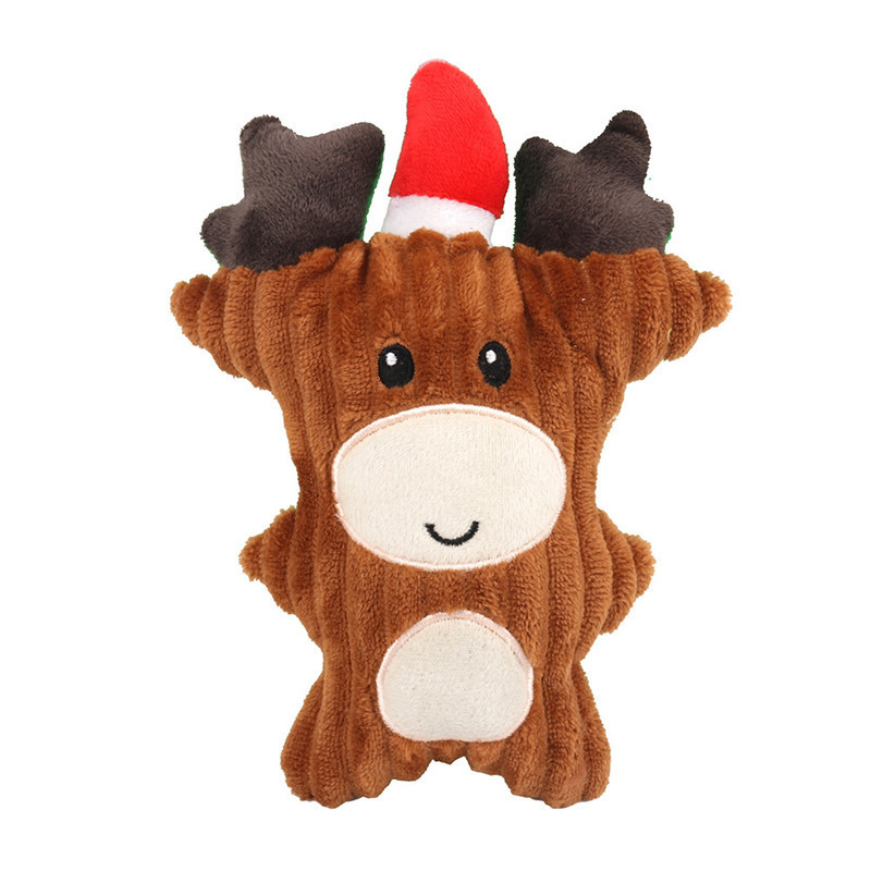 Pet Toys for Dogs with Grinding Teeth Plush Squeaker Soft Animal Interactive Cute aid Good Behaviour Birthday Party Favors Apr30 (4)